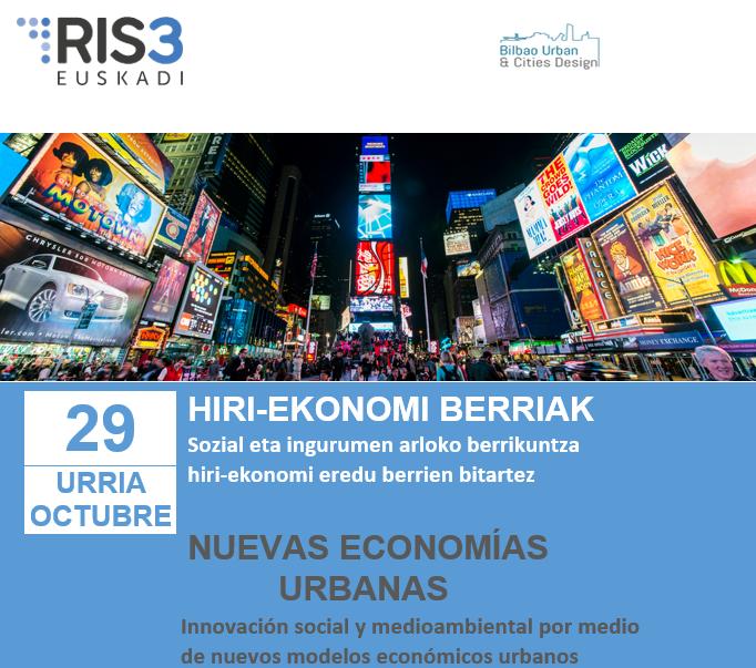 BUCD Jornada Nuevas Economías Urbanas
