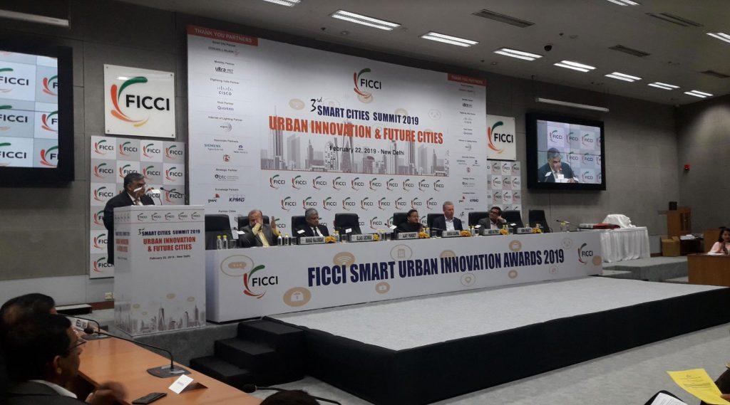 Ficci Smart Urban Innovation Awards Bilbao