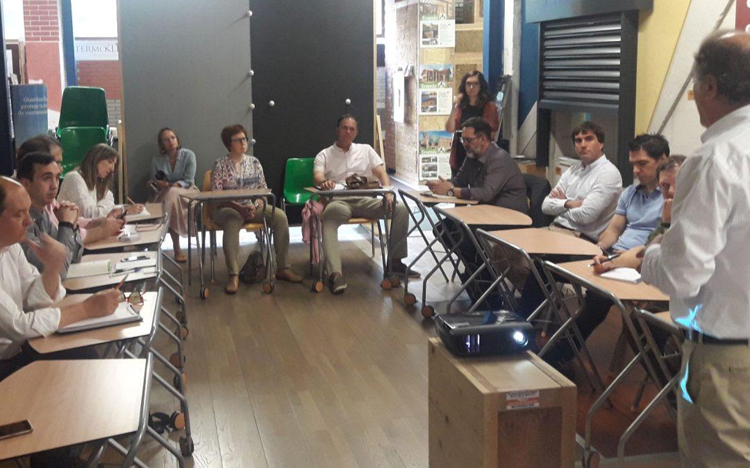 ENCUENTRO NETWORKING SOCIOS BILBAO URBAN & CITIES DESIGN