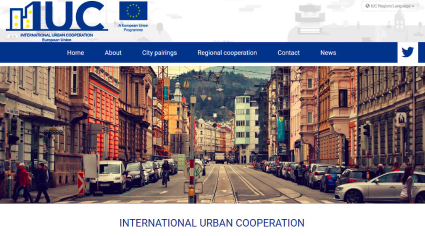 Meeting International Urban Cooperation (IUC) European Program's Representatives in Bilbao