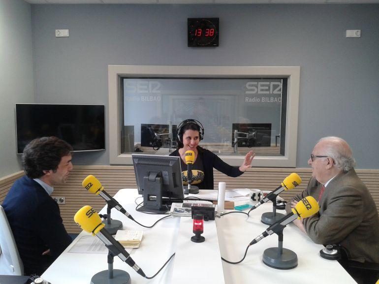 BILBAO URBAN & CITIES DESIGN  INICIA SU COLABORACIÓN CON EL PROGRAMA RADIOFÓNICO HOY POR HOY BILBAO