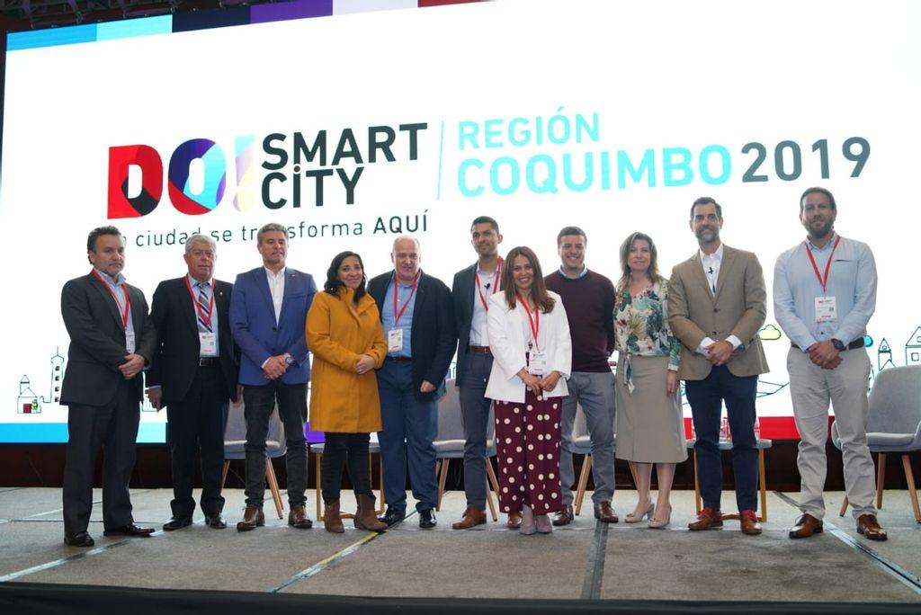 """La Cuarta Región de Coquimbo se muestra """"Inteligente"""" en el DO! SMART CITY"""